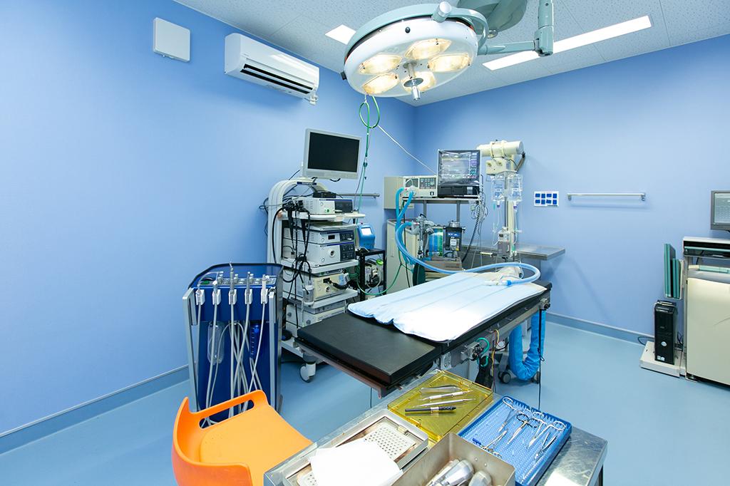 当院の設備について